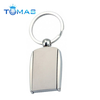 Customized zinc alloy cheap keychains in bulk wholesale