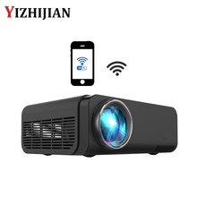 Support Large Screen Game 1080p Full HD Smart Led Video Beamer/proyector/projector