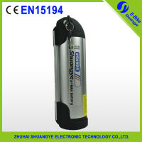 Shuangye lithium water bottle battery 36V 10AH