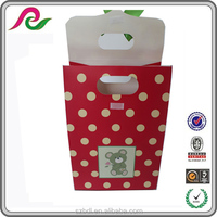 factory cost price fancy paper gift bag