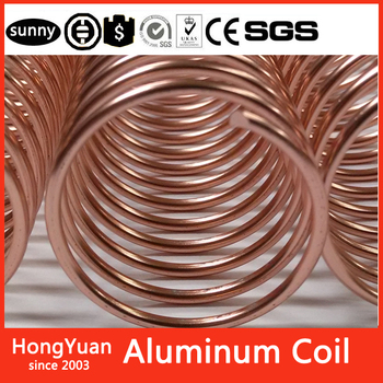 Widely used in various kinds of book binding Anodized Aluminum Coil, Color Coated Aluminum Roofing Coil for Channel Letter
