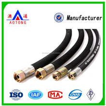 DIN EN857 1SC and SAE 100R1 standard of hydraulic rubber hose