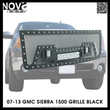 2007-09 Toyota Tundra Stainless grille Custom different types of high quality and factory price car radiator grille