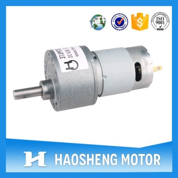 DC gear motor price 37JPF3657