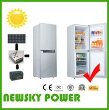 hot selling new product battery powered refrigerator solar panel refrigerator solar fridge