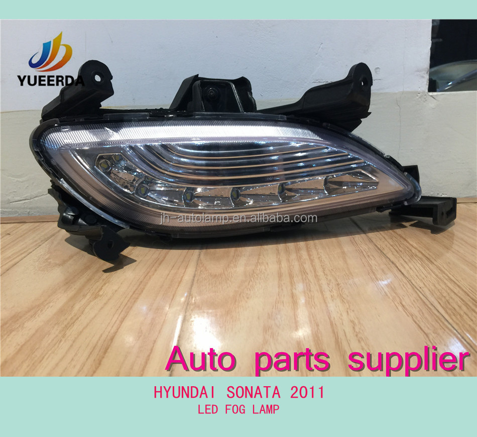 auto parts sonata used car sonata korean car accessories sonata11led DRL