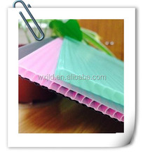 pp Waved Plastic Board,honeycomb board.pp cutting board