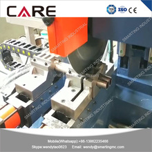 Automatic circular saw metal pipe cutter, copper tubing saw machine, cnc full-automatic metal pipe circular sawing machine