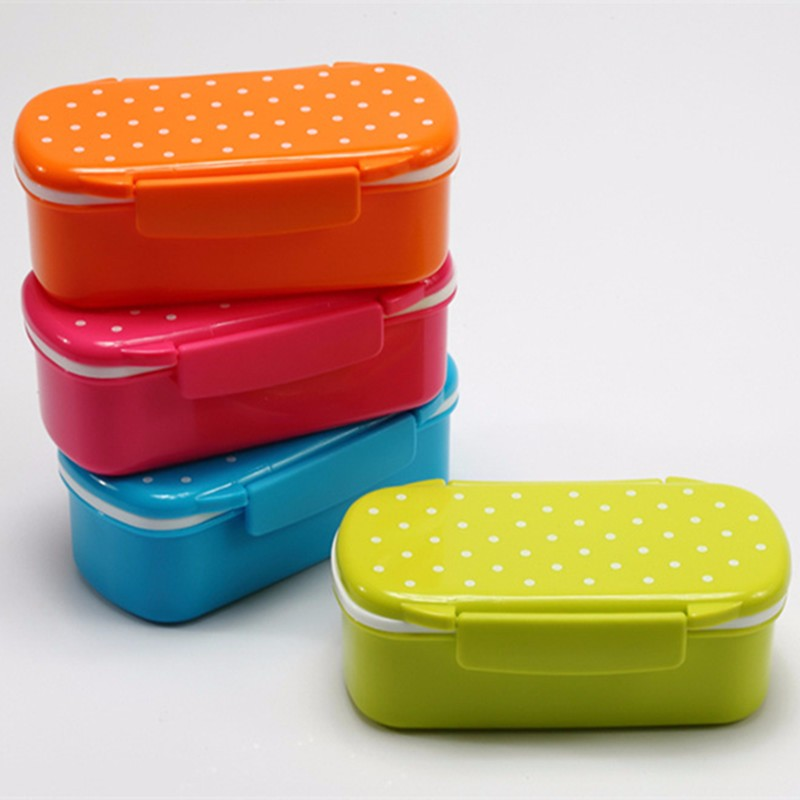 122-plastic luch boxes
