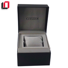 Special Paper delicate Black Luxury designer replica watch case gift box