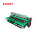 Tractor Trailed Multi Row Onion Carrot Seeder Vegetable Planting Machines