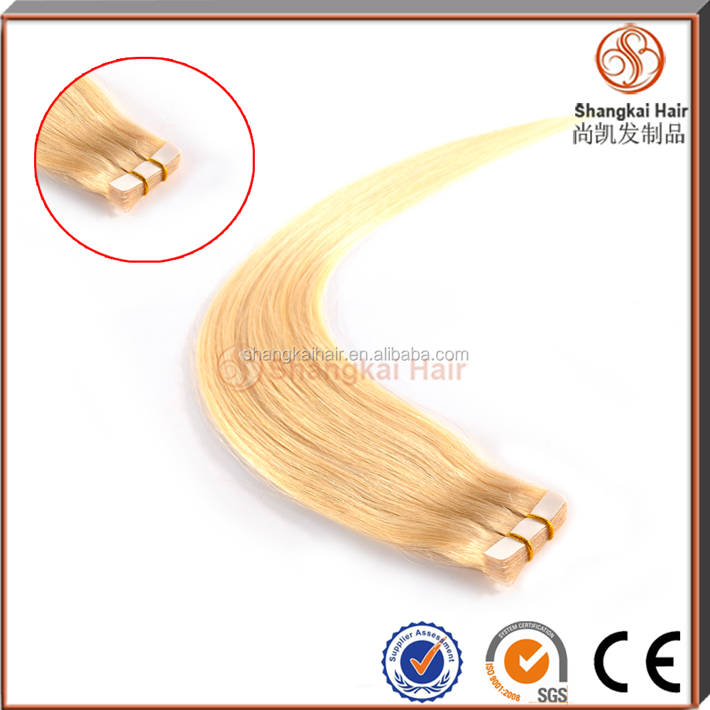 40cm / 50cm /60cm Cheap Real 100% human hair tape extensions