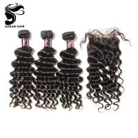 2017 Cheap Natural Wave Hair 100% Remy Indian Human Hair Weave,Virgin Indian Hair From India