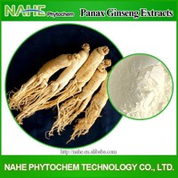 Fresh Herbal Strong Tonic Panax Ginseng Root Extract Powder, low residual ginseng root extract