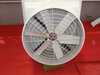 industrial fiberglass exhuast fan with CE certification