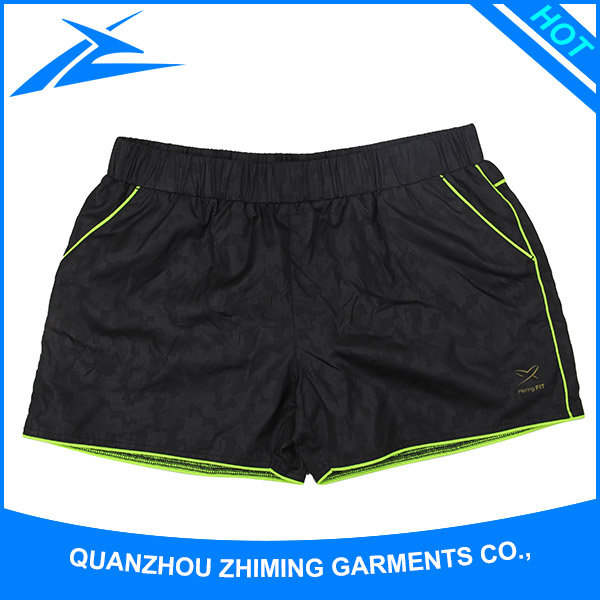 Design Your Own Casual Exercise Wear Mens Swim Trunks Briefs Pants Beach Shorts For Wholesale