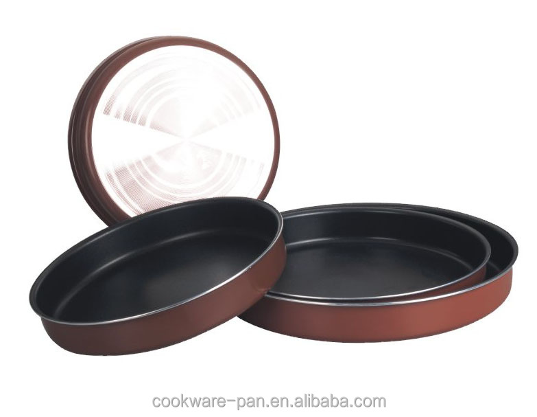 New Style best price Top Selling microwave oven cake pan