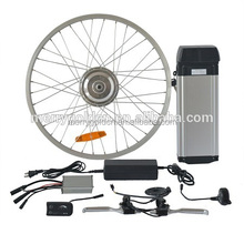 48V 1000W electric outboard bike conversion kit with lithium battery