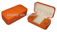 Top grand leather jewelry box wholesale