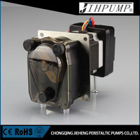 JIHPUMP peristaltic pump for medical equipment wtih quick install panel of flow rate 930ml/min
