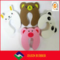 EVA Foam Door Stop For Kids/ EVA Foam funny Door Stopper/rubber door stops