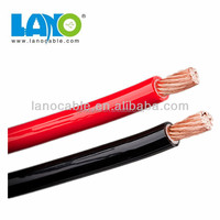 Hot! Low smoke marine control zero halogen 12v dc power cable