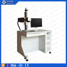 CE FDA Approved 20w fiber laser marking machine for metal ballpen, USB, Watches, jewelry, sunglass