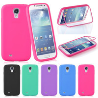 Tpu Silicon Case For Samsung Galaxy S4 i9500 Full Body Protector