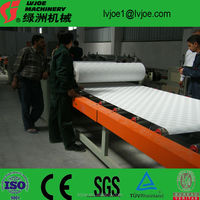 Good quality PVC film Gypsum ceiling board lamination making machine/production line