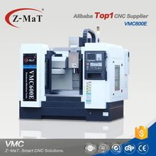 Wide range high accuracy smart design low price fresadora cnc usada