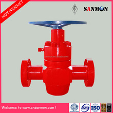 api 6a stem gate valve for oilfield