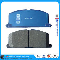 D241 Advanced Hi Quality Brake Pads