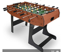 "48"" Foosball table with foldable leg design-F401"