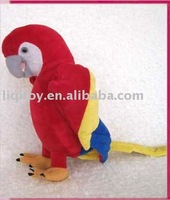 2011 hot sale parrot plush toy