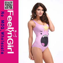 High Quality Cheap Cut Image Pink Xxxl Sex Girl Swimsuit Picture