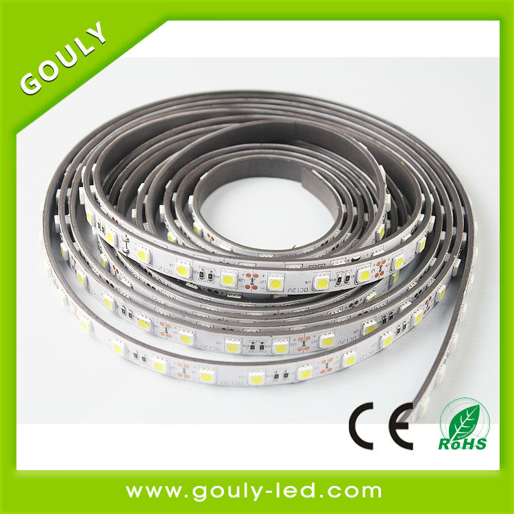 continuous length flexible led light strip rgb battery powered led strip light