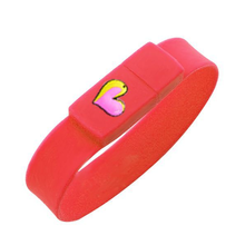 New Rubber style Mini Pvc Wrist Strap Gift Usb Flash Drive 4Gb 8Gb With Customer Logo Printing In Colorful usb 3.0 hub