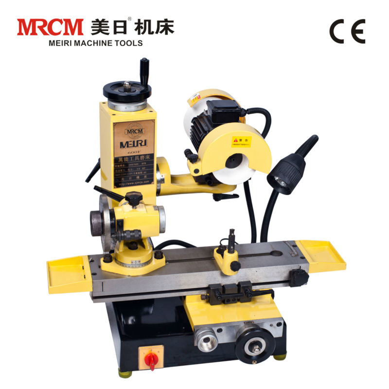 Valve grinding machine used tool cutter grinder MR-600F