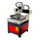 Small table moving cnc metal engraving machines for nameplate