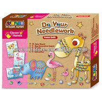 Needlework How To Make Art Projects For Kids - CH12053