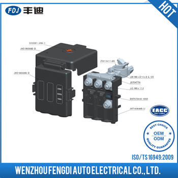 Reasonable Price No Deformation Auto Fuse Holder