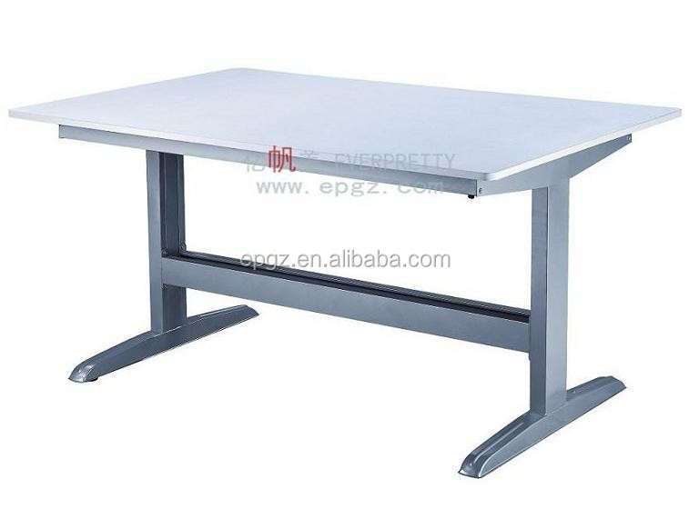 High Quality School Library Furniture Reading Table Desk