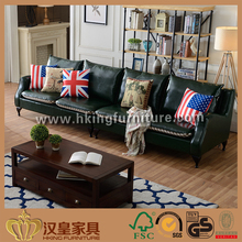 L Type Manicure And Pedicure Euro Swedish Rich 4 Seater Sofa, Wooden Furniture Model Leather Sofa Set Furniture Philippines