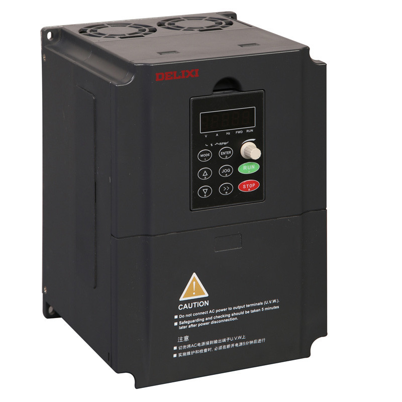 DELIXI E180 series vector ac drive single phase frequency converter 50hz 60hz