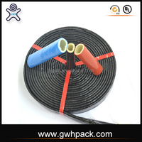 Great Pack high temperature silicone heat silicone fiberglass sleeving & hose