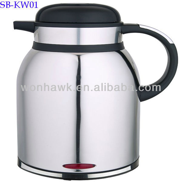 Home Appliance Wholesale For Latest Keep Warm Turkish Tea Kettle With 1.5L Capacity