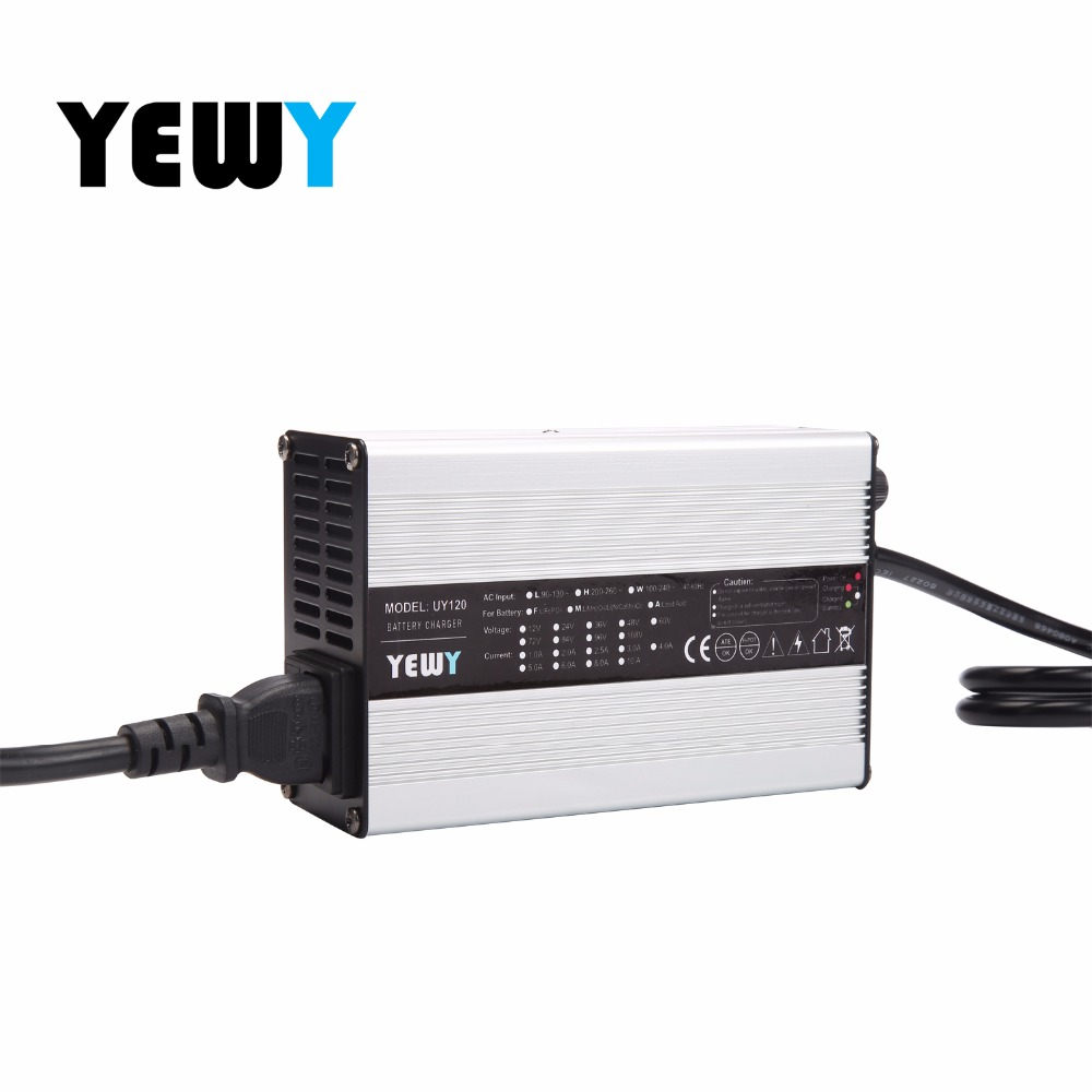 3 years warranty 36V 3A portable battery charger use in e bike/EV/UPS