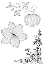CS-15030 Latest Design Superior Quality custom rubber stamp