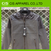 CIS fancy down foldable jacket
