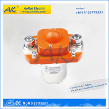 antirust 2 pole contactor for telecom application for industrial trucks